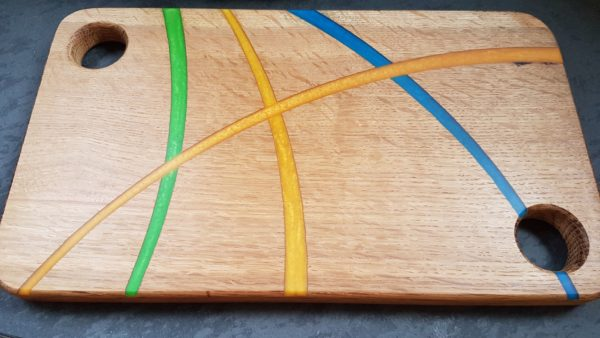 Bespoke Resin Chopping Board