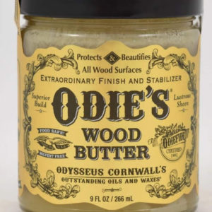 Odies Wood Butter