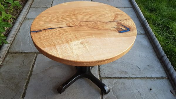 Ripple Ash Coffee Table