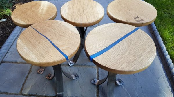 Side Tables 5 pieces
