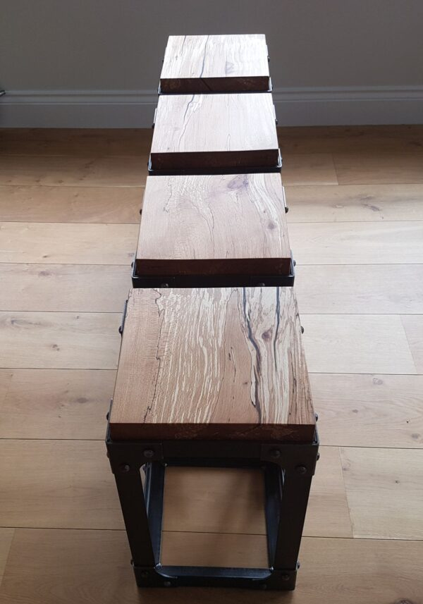 Spalted Beech side table