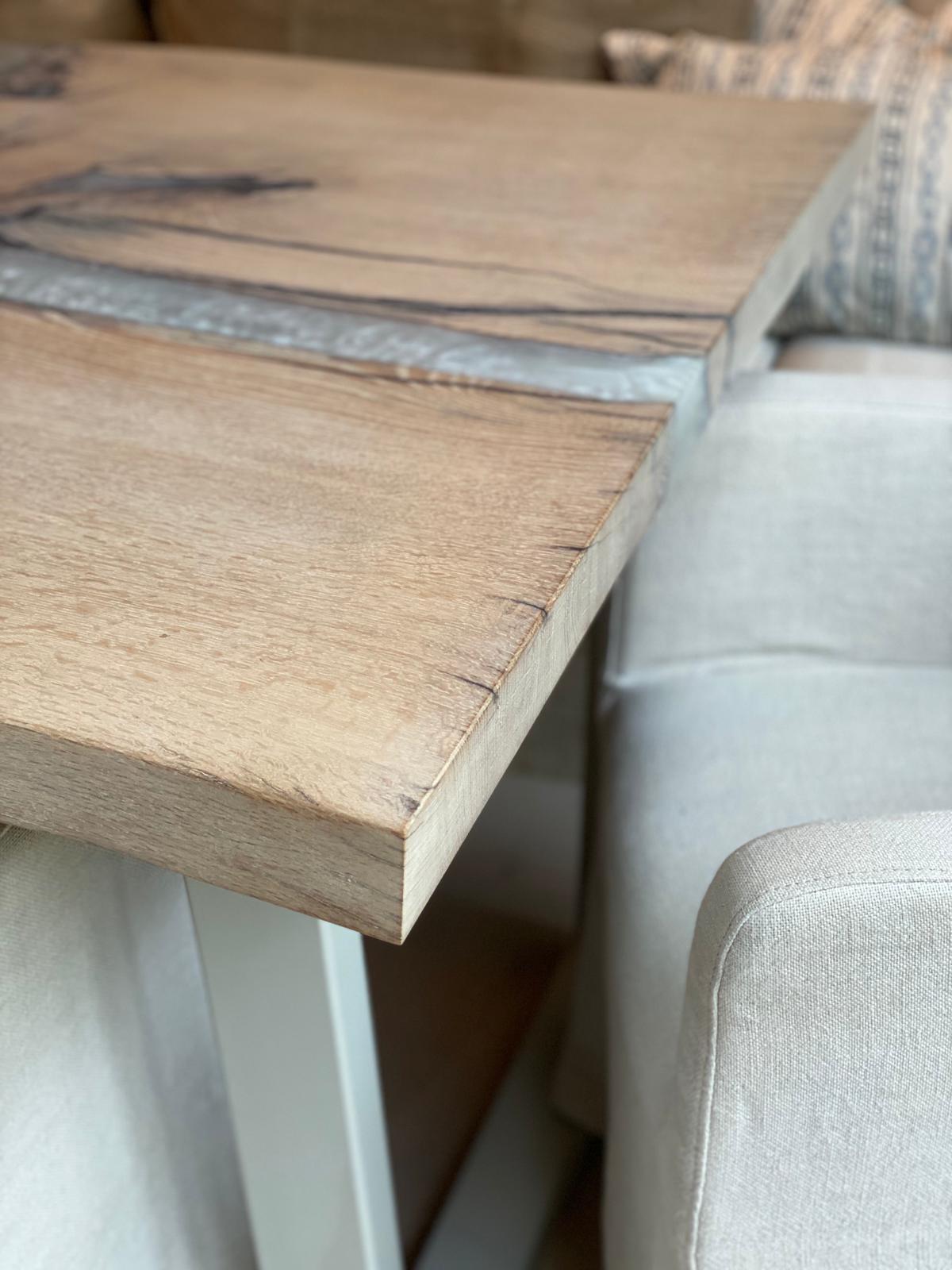 oak dining table 2