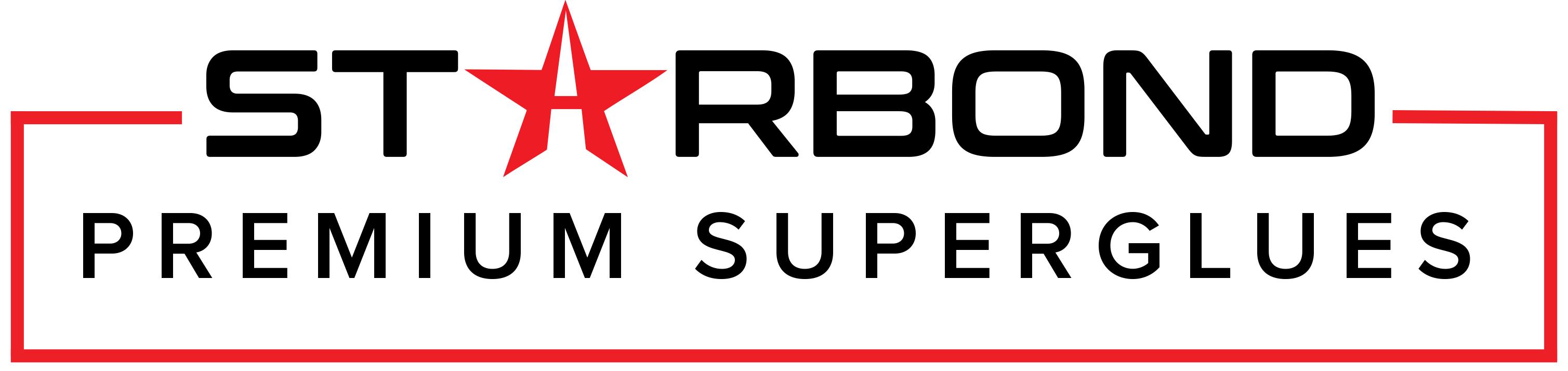 Starbond Premium Super Glues Logo
